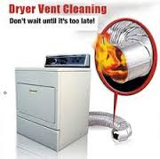 dryer vent cleaning image
